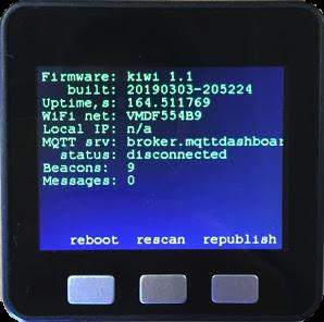 Esp32 Ble Beacon Example